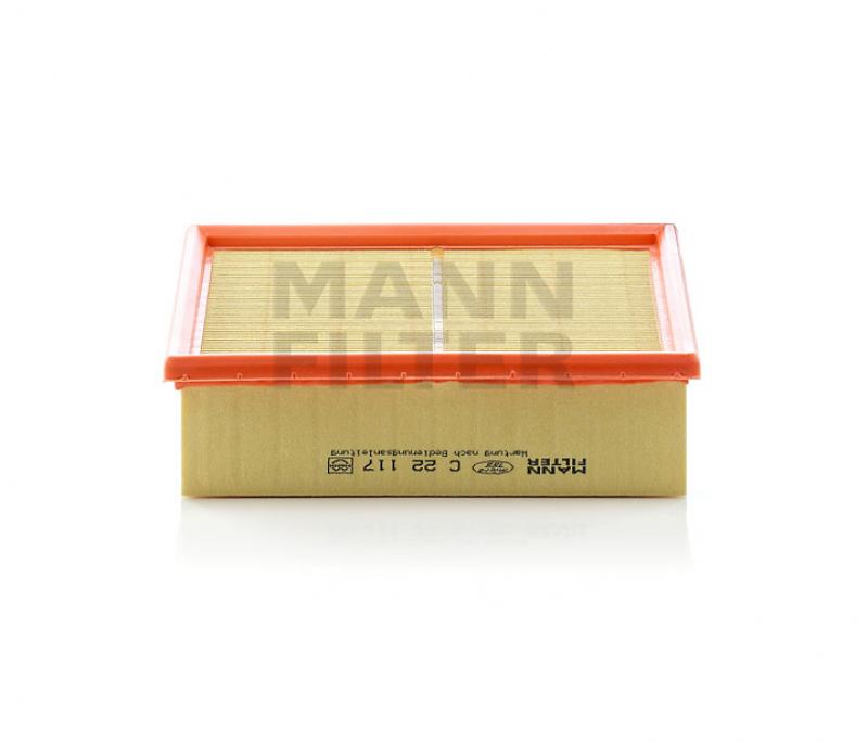 Mann filter instruction